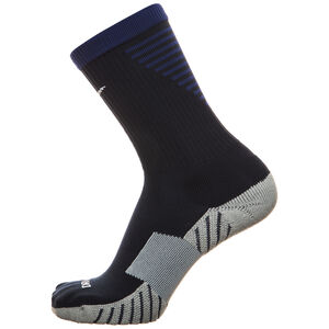 Team Matchfit Cushion Crew Socken, dunkelblau / grau, zoom bei OUTFITTER Online