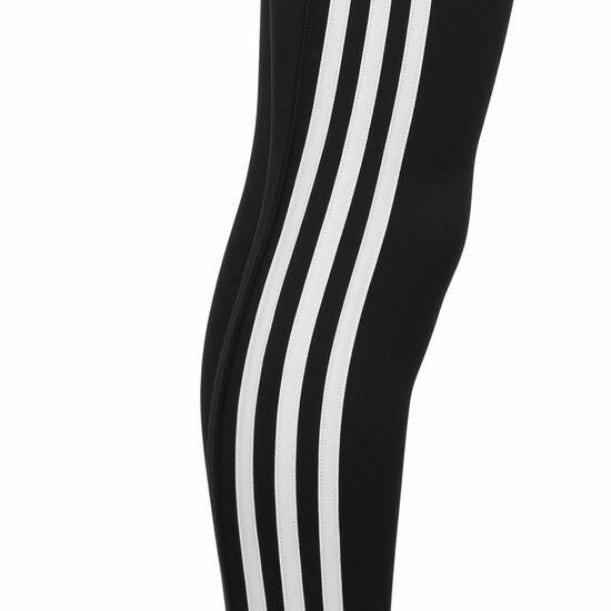 Believe This 3-Stripes Trainingstight Kinder, schwarz / weiß, zoom bei OUTFITTER Online