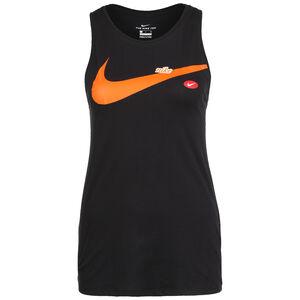 Dry Tom Trainingstank Damen, schwarz / orange, zoom bei OUTFITTER Online
