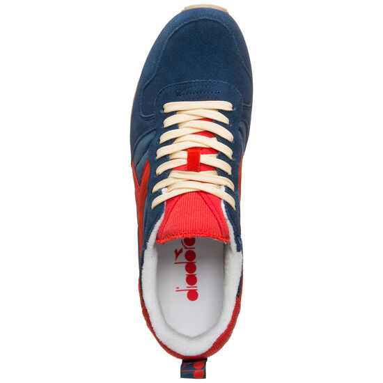 Camaro Used Sneaker, blau / rot, zoom bei OUTFITTER Online