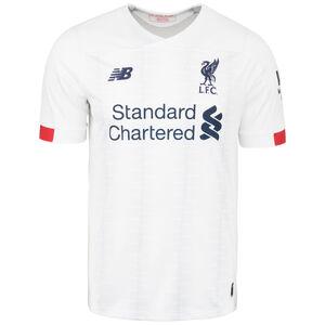 FC Liverpool Trikot Away 2019/2020 Herren, weiß, zoom bei OUTFITTER Online