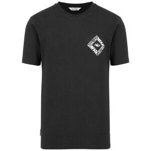 Infinity T-Shirt Herren, schwarz / weiß, zoom bei OUTFITTER Online