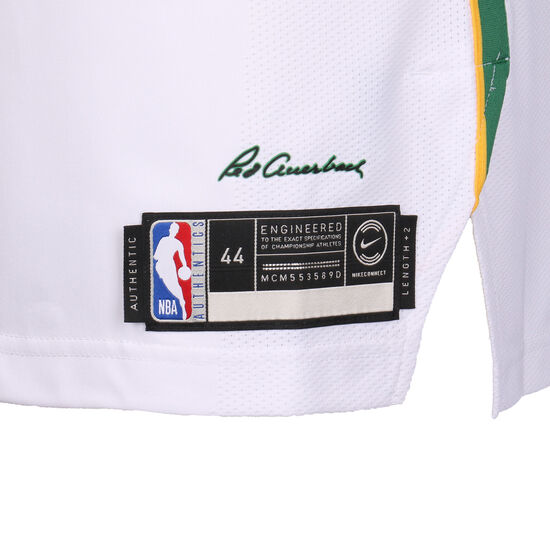 NBA Boston Celtics #11 Irving City Edition Authentic Basketballtrikot Herren, weiß / grün, zoom bei OUTFITTER Online