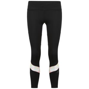 How We Do Santa Monica Lauftight Damen, schwarz / weiß, zoom bei OUTFITTER Online