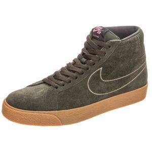 Zoom Blazer Mid Sneaker Herren, Grün, zoom bei OUTFITTER Online
