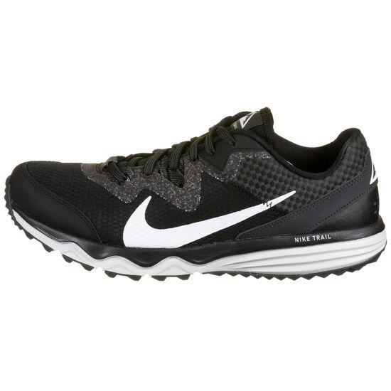 Juniper Trail Laufschuh Herren, schwarz / weiß, zoom bei OUTFITTER Online