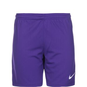 League Knit II Trainingsshorts Kinder, lila / weiß, zoom bei OUTFITTER Online