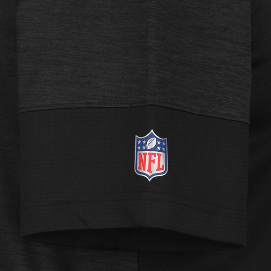 NFL Coach UV Las Vegas Raiders T-Shirt Herren, schwarz, zoom bei OUTFITTER Online