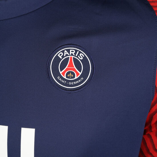 Paris St.-Germain Breathe Strike Trainingsshirt Herren, dunkelblau / rot, zoom bei OUTFITTER Online