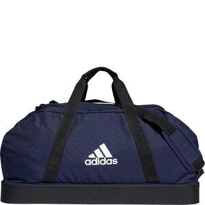 Tiro Bottom Compartment Medium Fußballtasche, blau / weiß, zoom bei OUTFITTER Online
