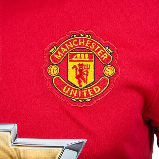 Manchester United Trikot Home 2017/2018 Kinder, Rot, zoom bei OUTFITTER Online