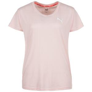 Urban Sports Logo Trainingsshirt Damen, rosa, zoom bei OUTFITTER Online