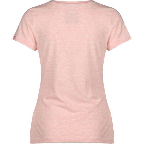 Zugspitze VW Bulli T-Shirt Damen, rosa, zoom bei OUTFITTER Online