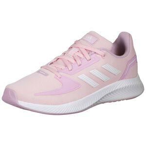 Runfalcon 2.0 Laufschuh Kinder, rosa / weiß, zoom bei OUTFITTER Online