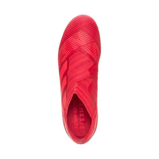 Nemeziz 17+ 360Agility FG Fußballschuh Kinder, Pink, zoom bei OUTFITTER Online