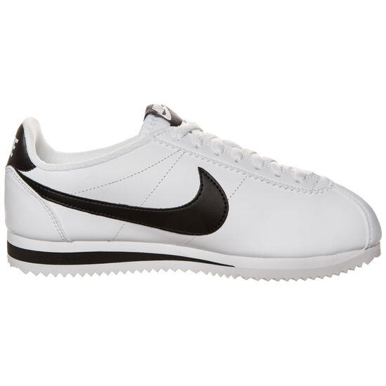 Classic Cortez Leather Sneaker Damen, Weiß, zoom bei OUTFITTER Online
