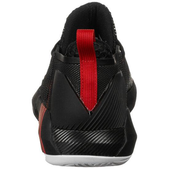 Drive 4 Low Basketballschuh Herren, schwarz / dunkelrot, zoom bei OUTFITTER Online