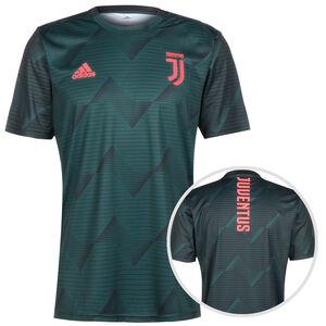 Juventus Turin Pre-Match T-Shirt Herren, grün / magenta, zoom bei OUTFITTER Online
