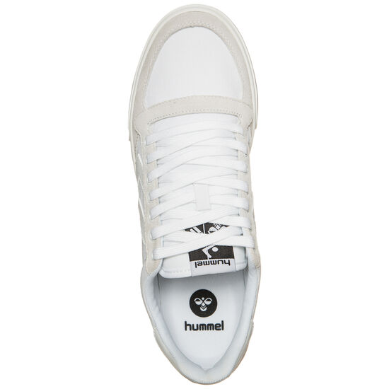 Slimmer Stadil Tonal Low Sneaker, Weiß, zoom bei OUTFITTER Online