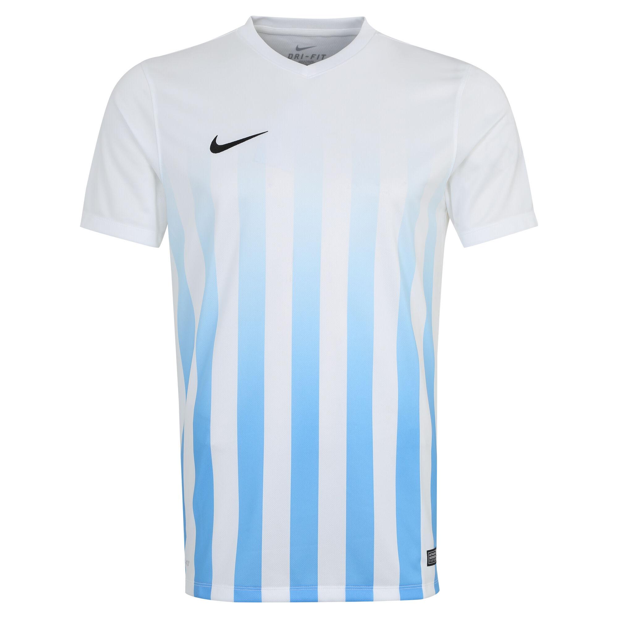 ... Striped Division II Fußballtrikot Herren, Weiß, zoom bei OUTFITTER  Online ...