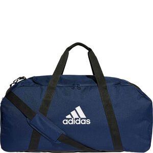 Tiro Primegreen Large Fußballtasche, blau / weiß, zoom bei OUTFITTER Online