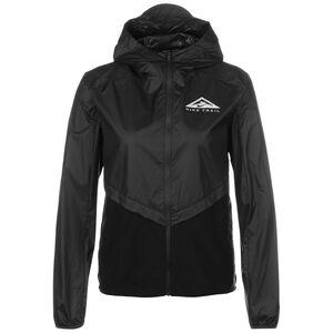 Shield Trail Laufjacke Damen, schwarz / dunkelgrau, zoom bei OUTFITTER Online