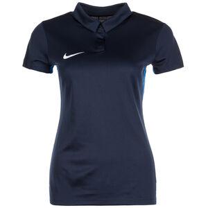 Dry Academy 18 Poloshirt Damen, dunkelblau / blau, zoom bei OUTFITTER Online