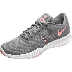 City Trainer 2 Trainingsschuh Damen, grau / rosa, zoom bei OUTFITTER Online