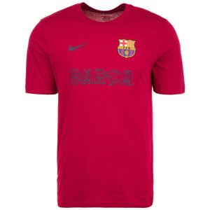 FC Barcelona Core Match T-Shirt Herren, rot, zoom bei OUTFITTER Online