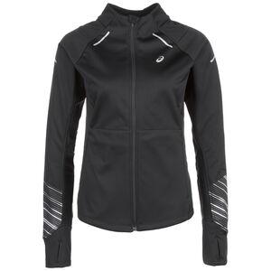 Winter Half-Zip Laufshirt Damen, schwarz, zoom bei OUTFITTER Online