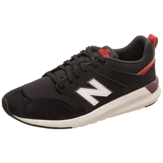 MS009-D Sneaker Herren, schwarz, zoom bei OUTFITTER Online