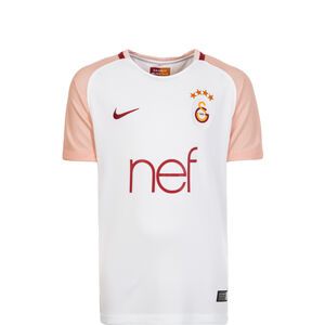 Galatasaray Istanbul Trikot Away Stadium 2017/2018 Kinder, Weiß, zoom bei OUTFITTER Online