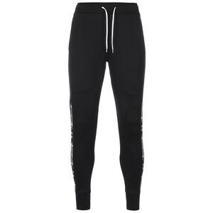 Baseline Jogginghose Herren, schwarz / weiß, zoom bei OUTFITTER Online