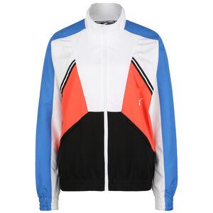 Tailored for Sport Sweatjacke Herren, blau / rot, zoom bei OUTFITTER Online