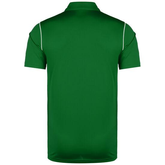 Park 20 Dry Poloshirt Herren, grün / weiß, zoom bei OUTFITTER Online