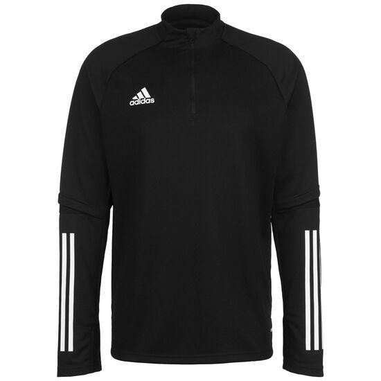 Condivo 20 Trainingssweat Herren, schwarz / weiß, zoom bei OUTFITTER Online