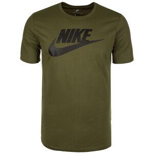 Futura Icon T-Shirt Herren, oliv / schwarz, zoom bei OUTFITTER Online