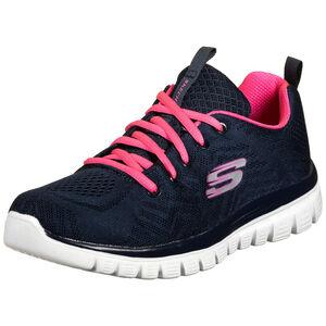 Graceful Get Connected Sneaker Damen, dunkelblau / pink, zoom bei OUTFITTER Online