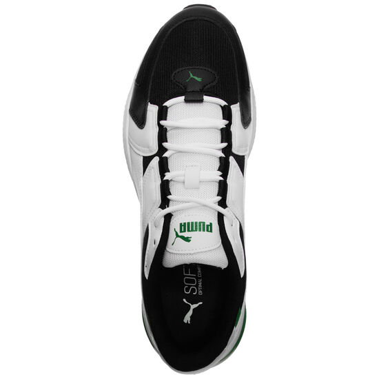 Ascend Sneaker, schwarz / grün, zoom bei OUTFITTER Online