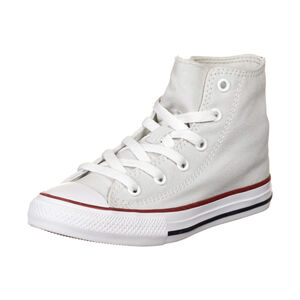 Chuck Taylor All Star Seasonal High Sneaker Kinder, hellgrau / weiß, zoom bei OUTFITTER Online