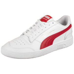 Ralph Sampson Lo Sneaker, weiß / rot, zoom bei OUTFITTER Online