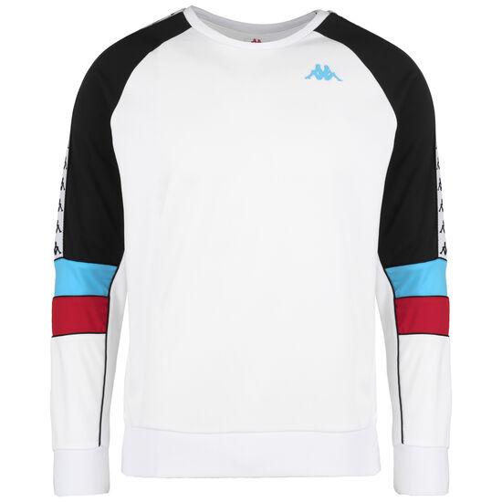 Banda Arlton Sweatshirt Herren, weiß / schwarz, zoom bei OUTFITTER Online