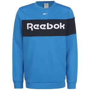 Essentials Fleece Sweatshirt Herren, hellblau / blau, zoom bei OUTFITTER Online