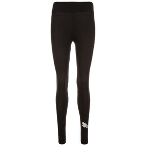 Essential No.1 Trainingstight Damen, schwarz / silber, zoom bei OUTFITTER Online