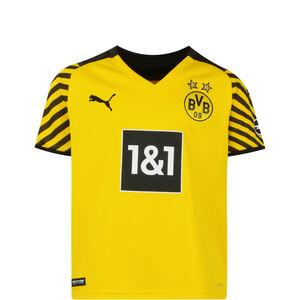Borussia Dortmund Trikot Home 2021/2022 Kinder, gelb / schwarz, zoom bei OUTFITTER Online