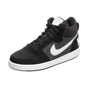 Court Borough Mid SE Sneaker Kinder, schwarz / grau, zoom bei OUTFITTER Online