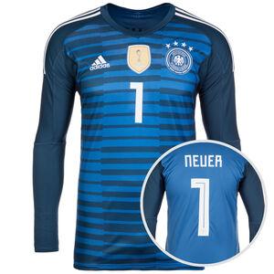DFB Torwarttrikot Home Neuer WM 2018 Herren, Blau, zoom bei OUTFITTER Online