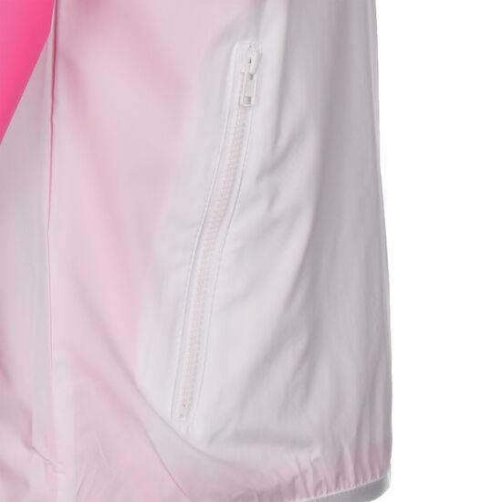 Windrunner Regenjacke Damen, pink / weiß, zoom bei OUTFITTER Online