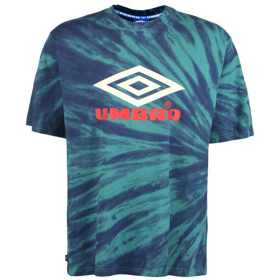 Calidoscope T-Shirt Herren, türkis / neonrot, zoom bei OUTFITTER Online