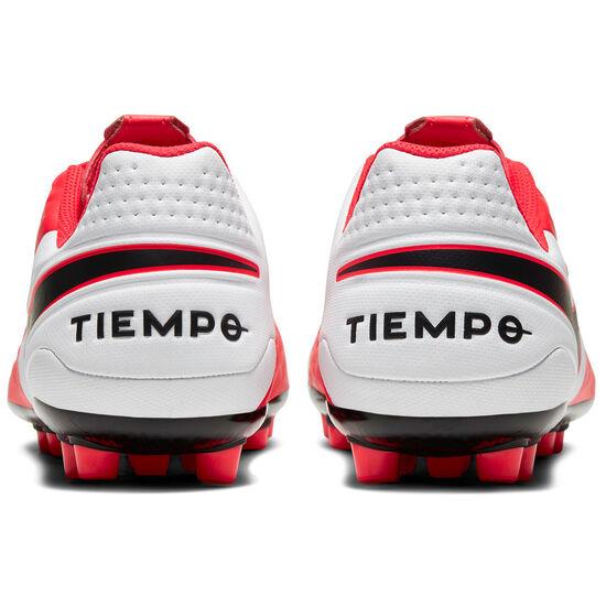 Tiempo Legend 8 Academy AG Fußballschuh Herren, neonrot / schwarz, zoom bei OUTFITTER Online